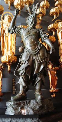 酉神 迷企羅(めきら)大将