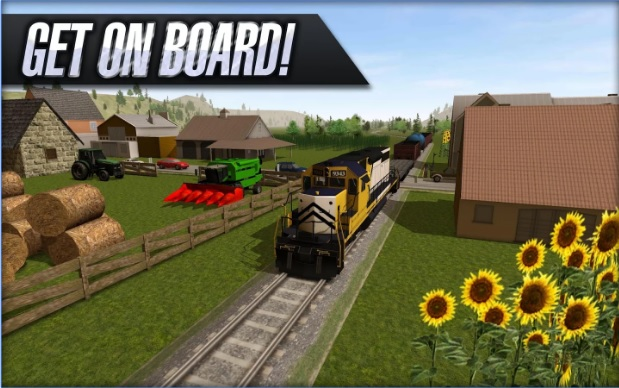 Download Train Driver