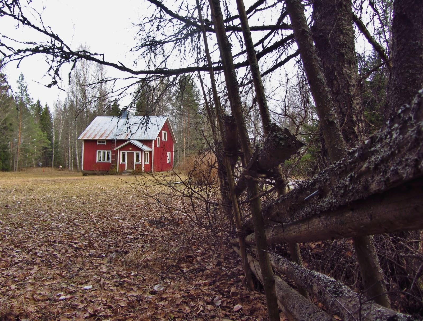 Savojärvi / Kurjenrahkan kansallispuisto