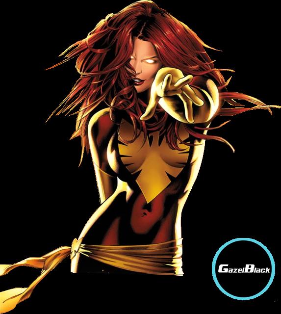 render Dark Phoenix