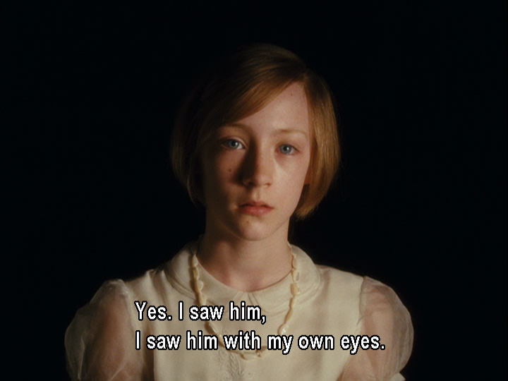 briony tallis The girl is briony tallis (saoirse ronan), and she is a child of vivid intelligence and awkward fervors who enjoys trafficking in adult words such as voluminous and evanesce.