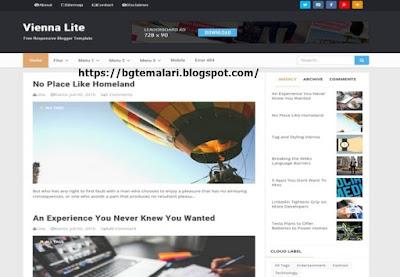 Vienna Lite Blogger
