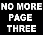 no more page three logo