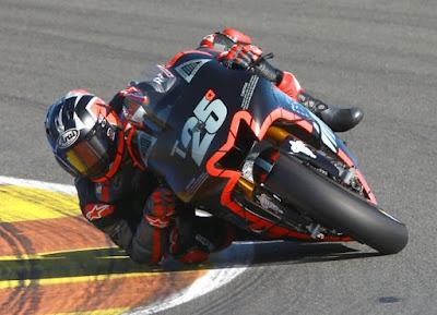 Hasil Lengkap Test Pra Musim MotoGP 2017, Valencia Hari Pertama