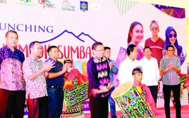 Sekda : Launching Lombok Sumbawa Great Sale 2017