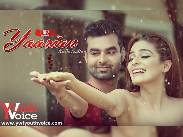 Yaarian Na Pa Baithi - Lafz Ft. Rushali (2016) Watch and Download HD Punjabi Song, Download Yaarian Na Pa Baithi - Lafz Ft. Rushali Full Clean HD Highquality Cover Wallpaper AlbumArt 720p, 1080p Video Song 320 Kbps MP3 VBR CBR or Original iTunes M4A Flac CD RIP