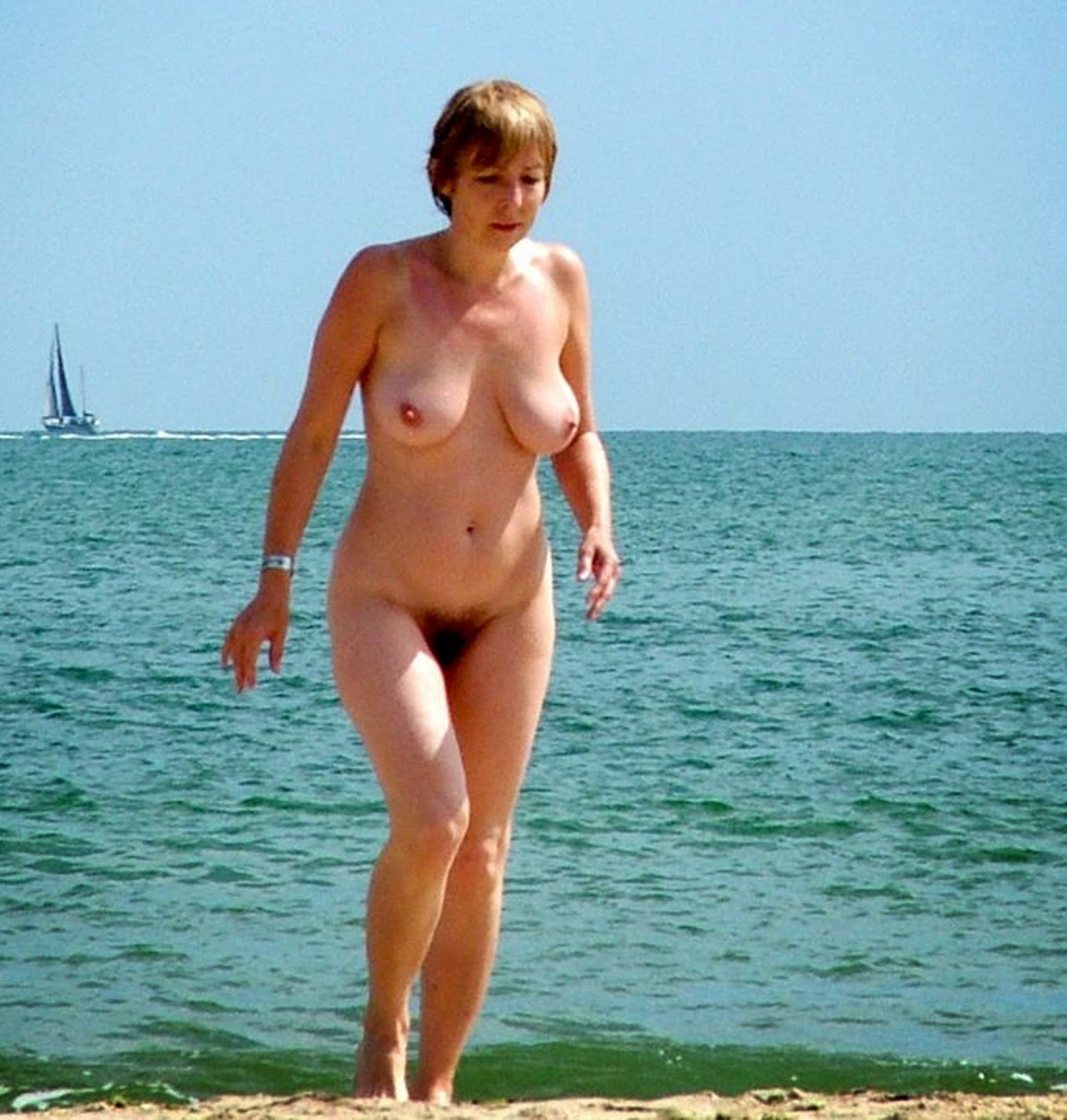 public nudity project studland
