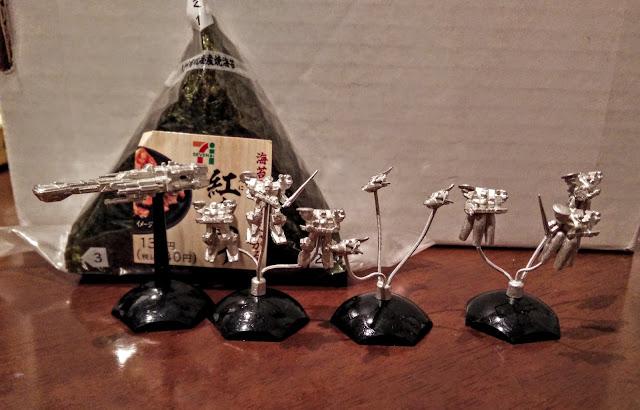 Jovian Chronicles Fleet Scale Exo armors