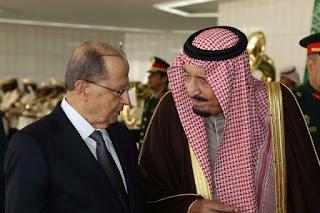 President of Lebanon Michel Aoun
