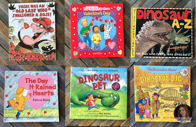 Favorite Valentine and February Books for Kindergarten and Preschool