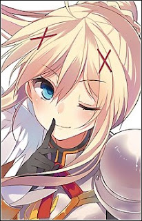Karakter Utama Anime KonoSuba