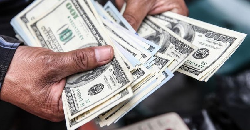 Precio del Dólar sube levemente al inicio de sesión cambiaria en sintonía con mercado global (Hoy Lunes 29 Enero 2018)