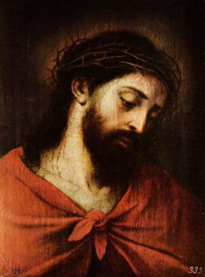 Postal: Ecce Homo, 1660-70 Museo del Prado. Editorial OFFO