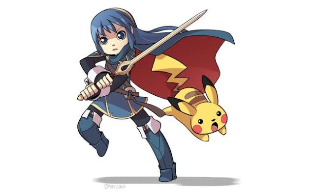 Nintendo pensó en un crossover entre Fire Emblem y Pokémon
