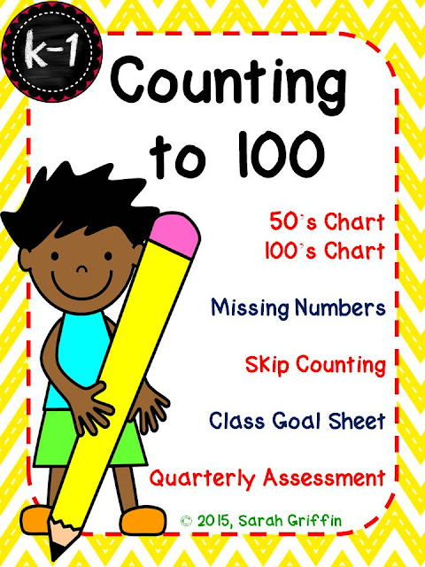 https://www.teacherspayteachers.com/Product/Counting-to-100-100s-Chart-number-awareness-assessment-Class-Goal-527600