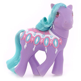 MLP Sparkler Year Seven Merry Go Round Ponies G1 Pony