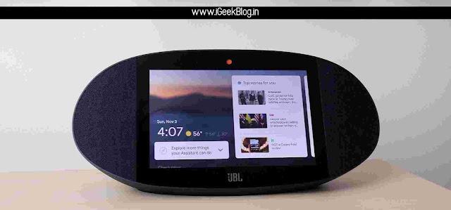 Google Smart Displays Have A UI Problem. The fix? Widgets