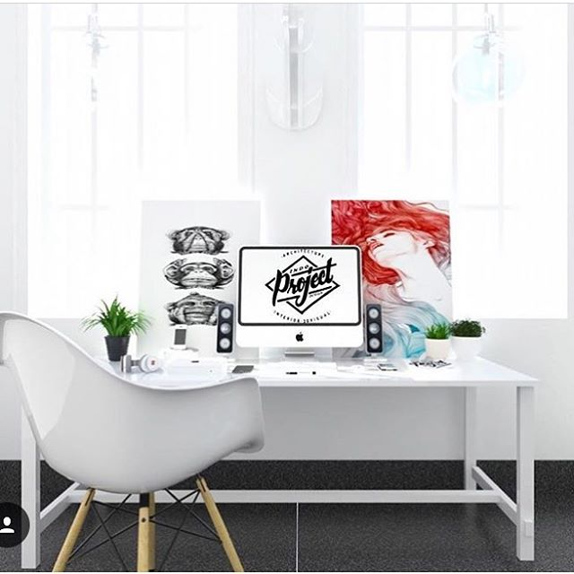 elegan workspace