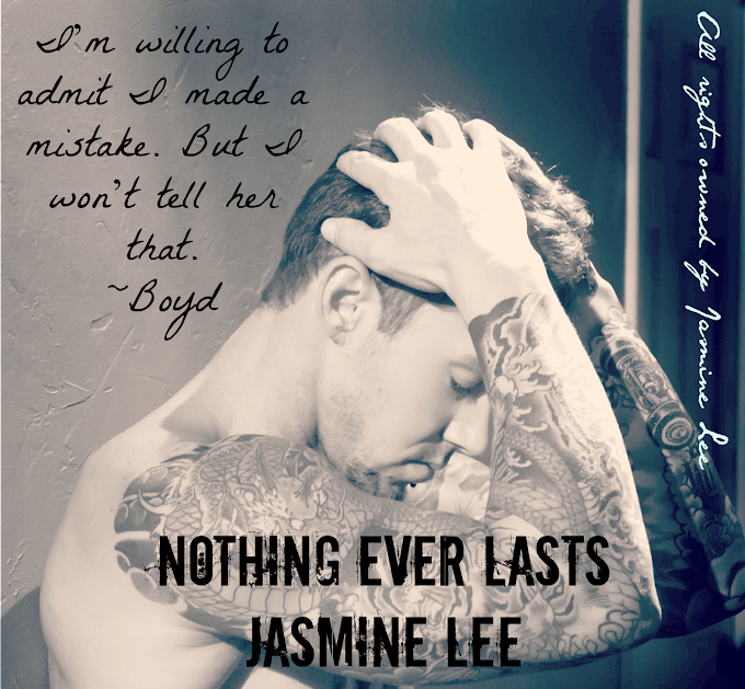 Nothing Ever Lasts Teaser by Jasmine Lee