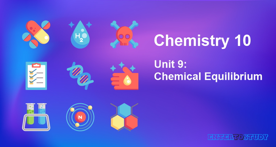KIPS 10th Class Chemistry Notes Unit 9: Chemical Equilibrium