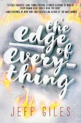 The Edge of Everything by Jeff Giles, book, fantasy, young adult