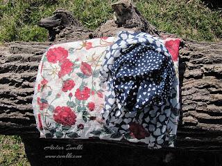 Wygrane tkaniny / Nowe pomysły na wiosnę