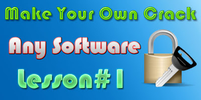 How Make Your Own Crack For Any Software Urdu Hindi