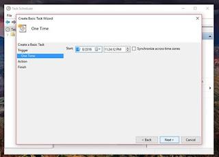 Cara Membuat Auto Shutdown di Windows Tanpa Aplikasi Pihak Ke-3