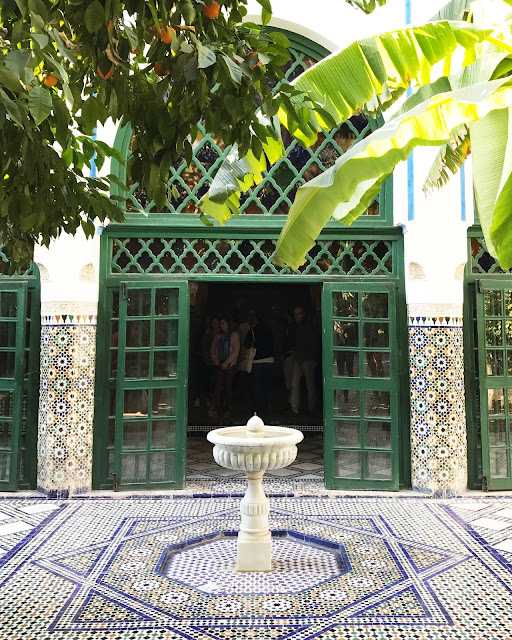 Travel Guide: Marrakech