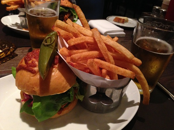 DBGB hamburger
