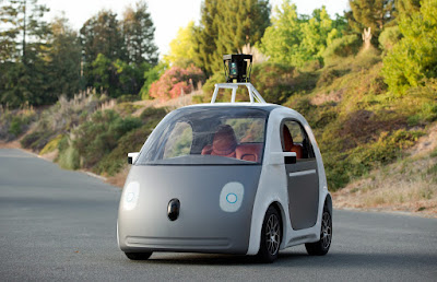 自駕車離現實又靠近一步!美國官方承認電腦程式也能視為「駕車者」 數位時代
