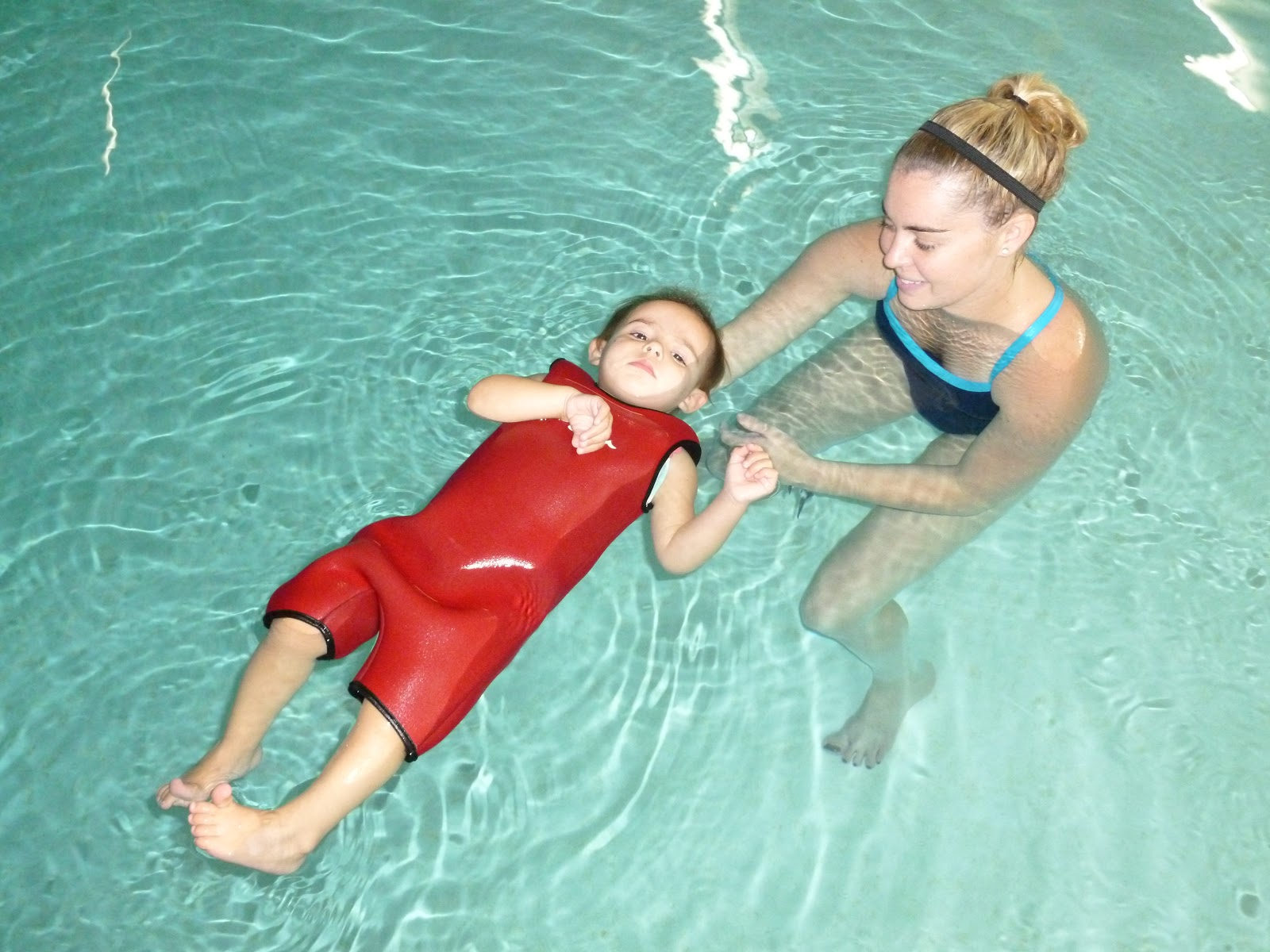 Infant Swimming Lessons Long Beach Ca