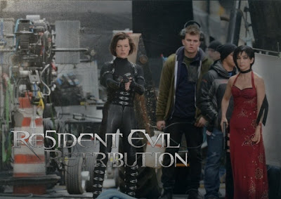 Resident Evil Retribution Takes You To Mother Russia With A New Featurette