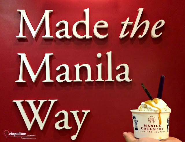 Salted Egg Gelato Shake from Manila Creamery