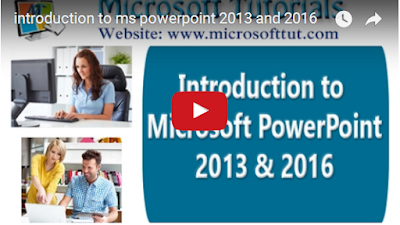 powerpoint youtube video