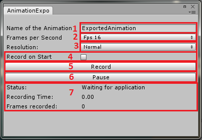 Bob Game Dev: Frame by Frame: exporting animations made in Unity