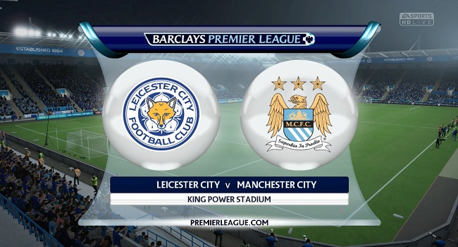 live streaming leicester vs manchester city 18 november 2017