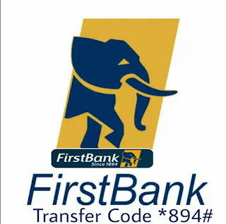 First Bank Transfer Code *894#