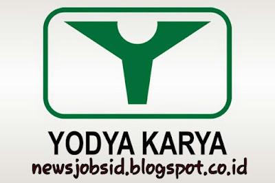 Lowongan Kerja BUMN PT Yodya Karya (Persero) Februari 2017