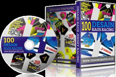 Desain Kaos Premium Kualitas HD