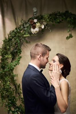 złoto na ślubie
