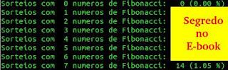 Como acertar na Lotofácil com números de Fibonacci