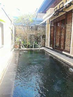 Dijual villa murah di sanur Bali