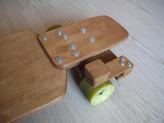 Longboard Brake