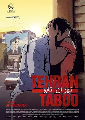 Tehran Taboo Poster