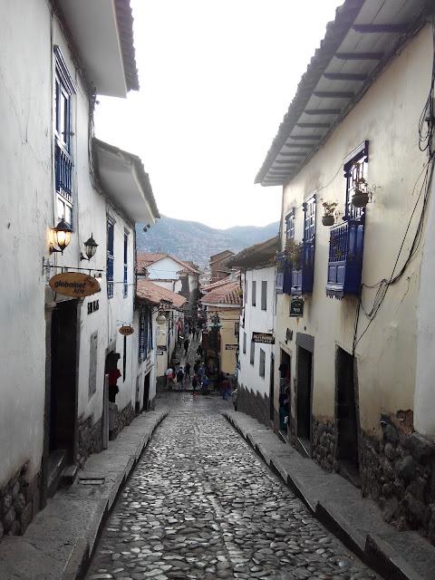 Cuesta de San Blas, Cuzco