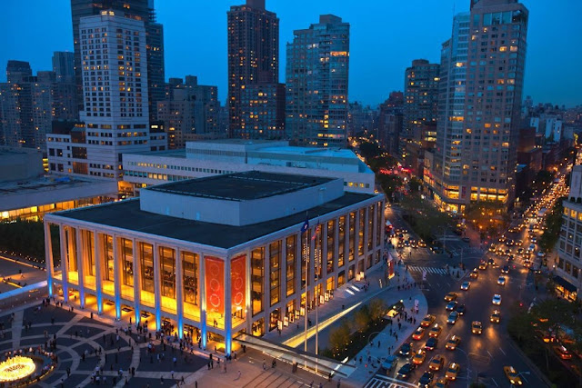 Lincoln Center for the Performing Arts em Nova York