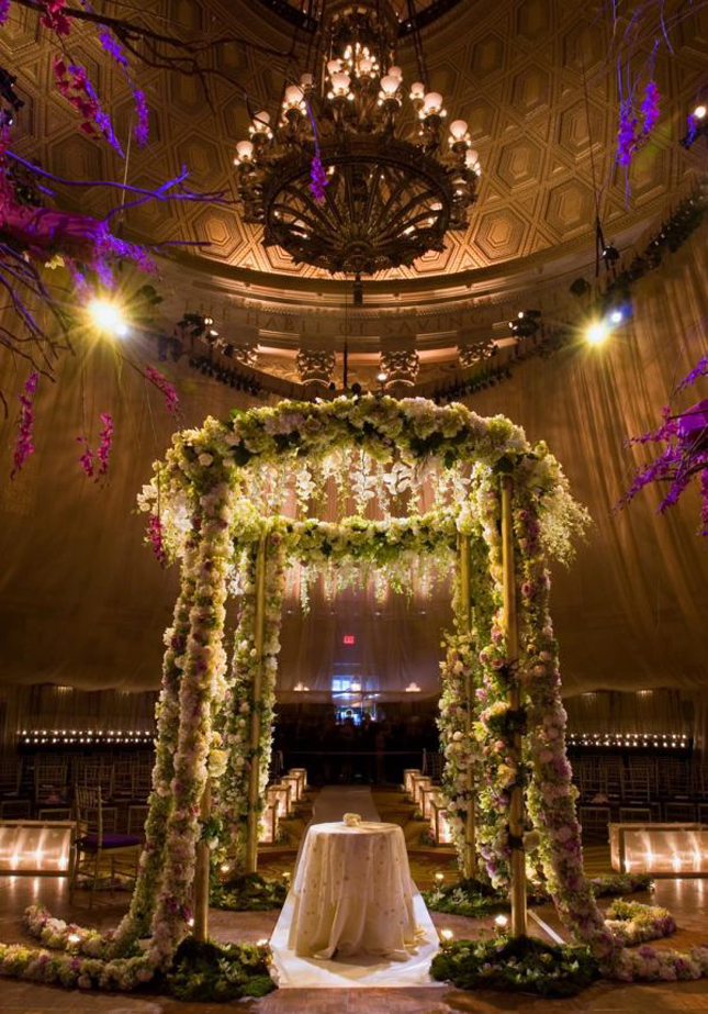The Best Wedding Receptions And Ceremonies Of 2012