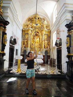 Igreja da Assunção Bled