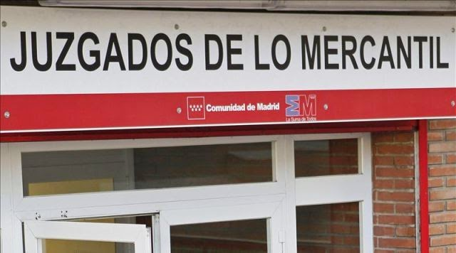Jurisdiccion mercantil y Juzgados de lo Mercantil